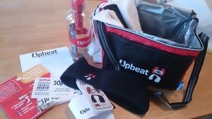 upbeat goody bag